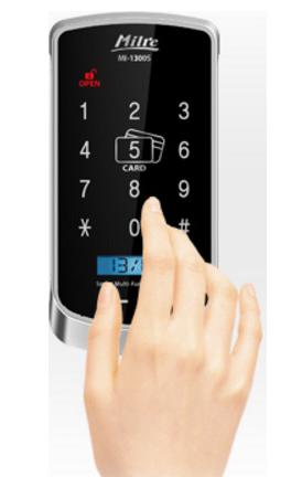 قفل دیجیتال لمسی Milre مدل MI-1300 - رایکا هوم