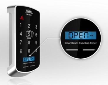 قفل دیجیتال لمسی Milre مدل MI-1300- رایکا هوم