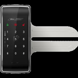 قفل دیجیتال شیشه سکوریت Milre مدل MI-260