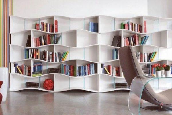 کتابخانه های مدرن - رایکا هوم