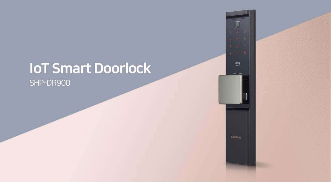 قفل دیجیتال سامسونگ SHP-DR900 - رایکا هوم
