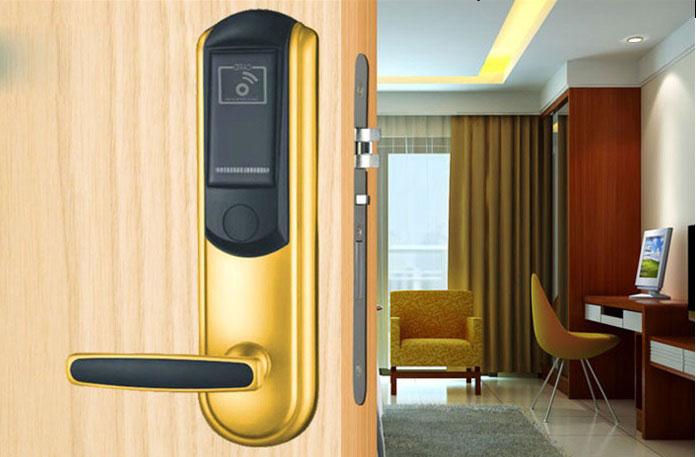 قفل کارتی- هتلی 1102 - رایکا هوم