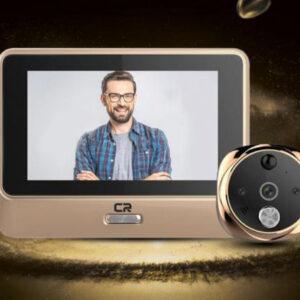 چشمی دیجیتال برند CR مدل zp-yc - رایکا هوم